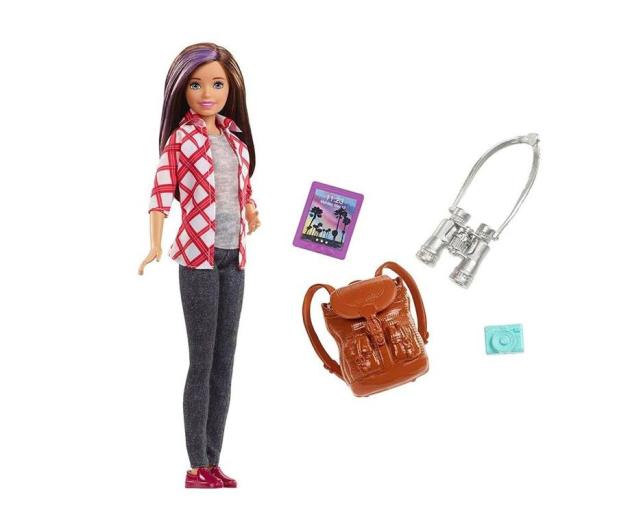 Barbie Lalka Skipper w podróży - 471313 - zdjęcie
