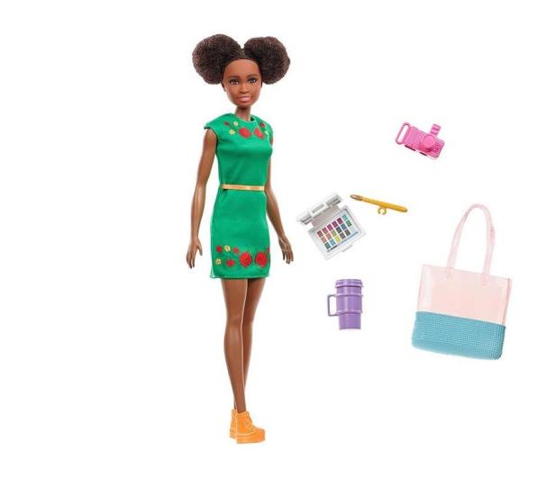 Barbie Lalka Nikki w podróży - 471327 - zdjęcie