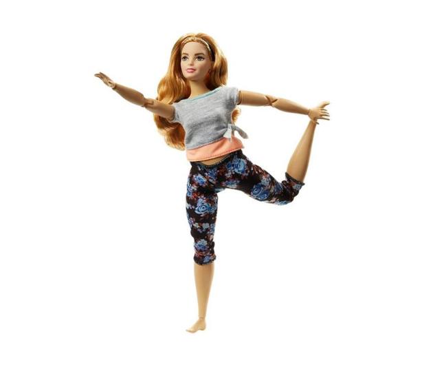Barbie Made To Move Kwiecista Lalka Truskawka - 437020 - zdjęcie