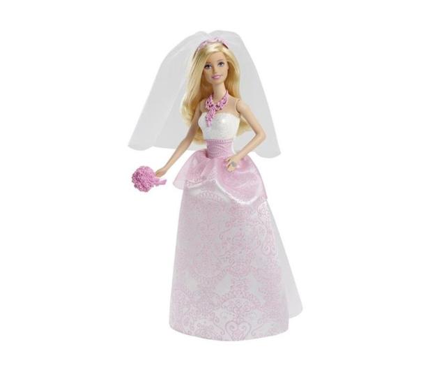 Barbie Panna Młoda - 344373 - zdjęcie
