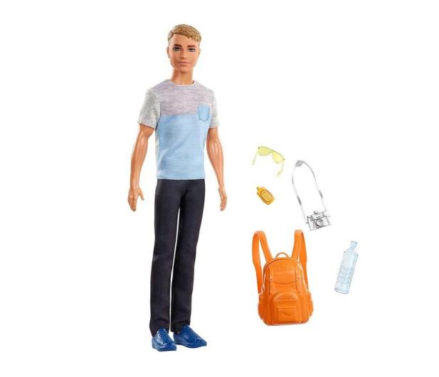 Barbie Ken w podróży - 471311 - zdjęcie