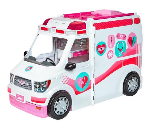 Barbie Karetka - Mobilna klinika - 441007 - zdjęcie