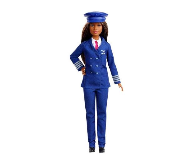 Barbie Kariera 60 urodziny Lalka Pilot - 471407 - zdjęcie