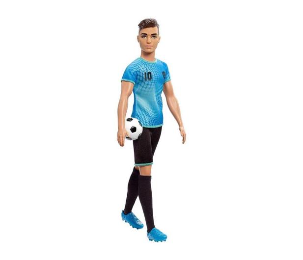 Barbie Ken Kariera Piłkarz - 471319 - zdjęcie