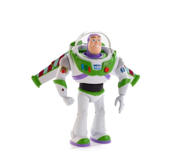Mattel Disney Toy Story 4 Interaktywny mówiący Buzz - 492712 - zdjęcie