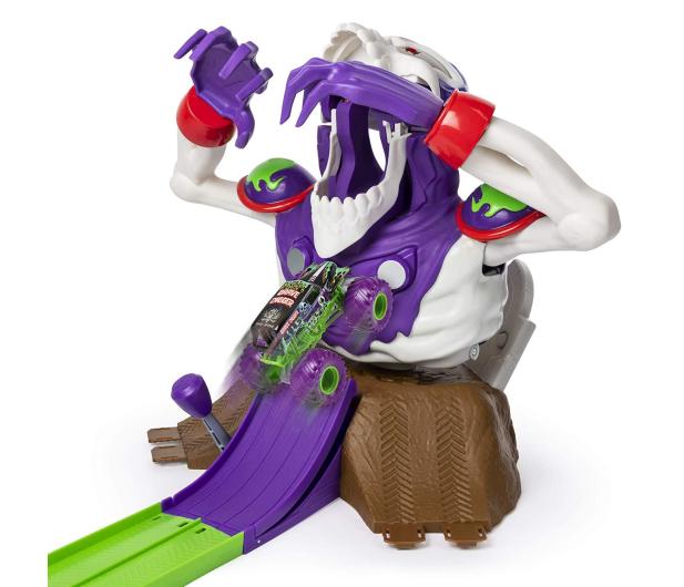 Spin Master Monster Jam Zestaw z Zombie - 512826 - zdjęcie 3