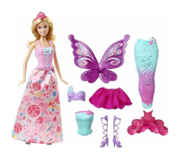 Barbie Baśniowy zestaw - 512701 - zdjęcie