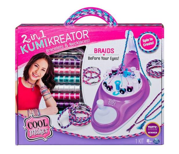 Spin Master Cool Maker Kumi Kreator Bransoletki i Naszyjniki - 512816 - zdjęcie
