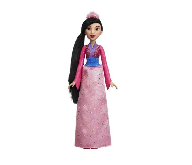 Hasbro Disney Princess Brokatowe Księżniczki Mulan - 512900 - zdjęcie