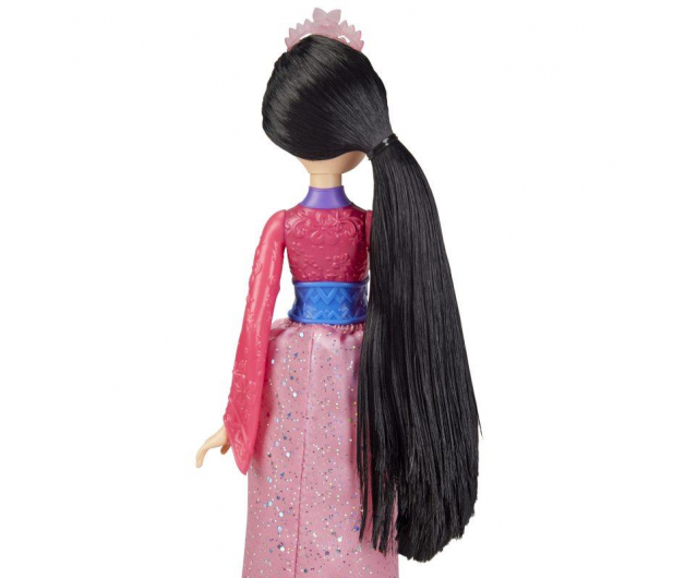 Hasbro Disney Princess Brokatowe Księżniczki Mulan - 512900 - zdjęcie 3