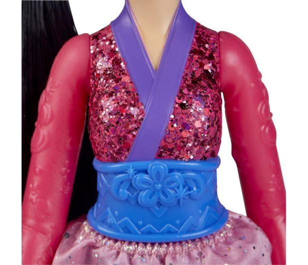 Hasbro Disney Princess Brokatowe Księżniczki Mulan - 512900 - zdjęcie 4