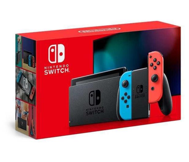 Nintendo Switch Joy-Con Red/Blue *NEW* - 513002 - zdjęcie