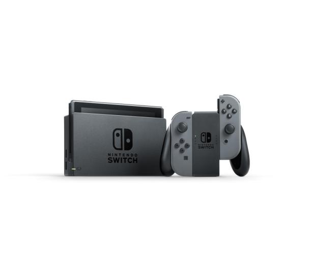 Nintendo Switch Joy-Con Gray *NEW* - 513001 - zdjęcie 2