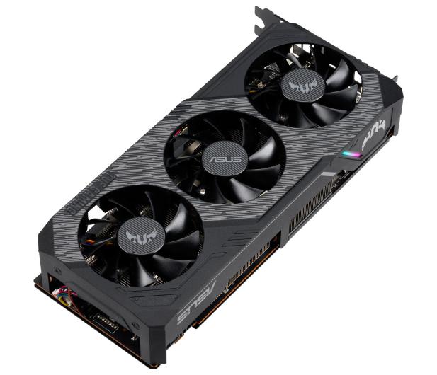 ASUS Radeon RX 5700 XT TUF OC 8GB GDDR6  - 513336 - zdjęcie 3