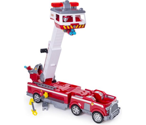 Spin Master Psi Patrol Wielki wóz strażacki  - 509033 - zdjęcie 2