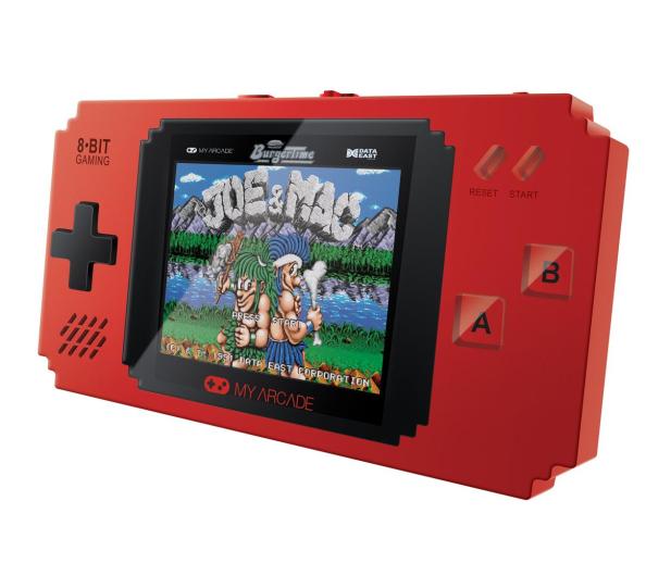 My Arcade PIXEL Player RED  - 509053 - zdjęcie