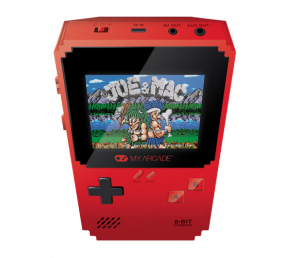 My Arcade PIXEL Classic Red - 509049 - zdjęcie 2