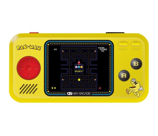 My Arcade POCKET Player Pac-Man 3in1  - 509063 - zdjęcie