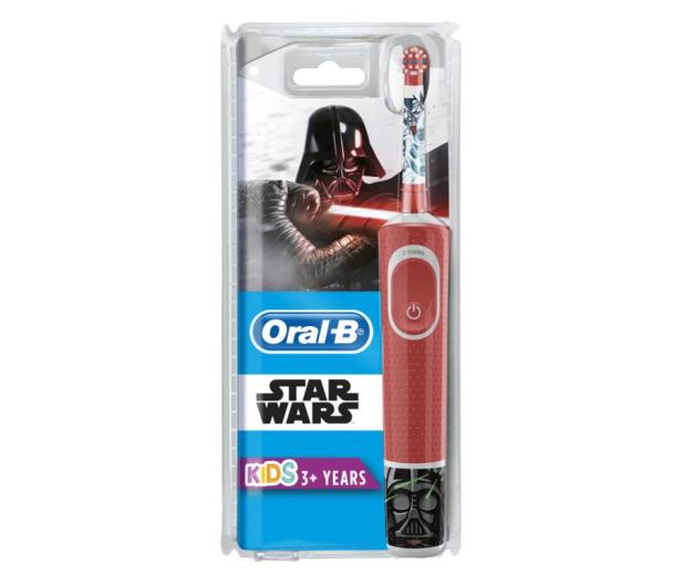 Oral-B D100 Kids StarWars + końcówki EB10-4 - 527040 - zdjęcie 3