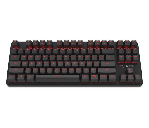 SPC Gear GK530 Cherry Red Tournament - 509474 - zdjęcie