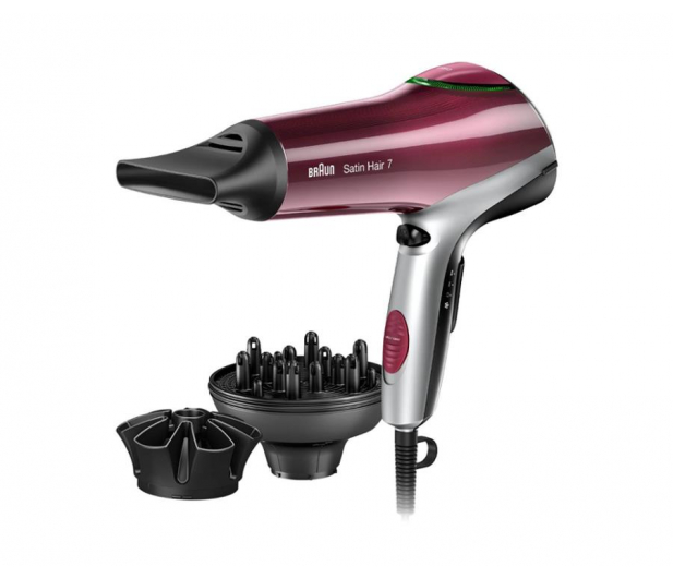 Braun Satin Hair HD770 - 155170 - zdjęcie