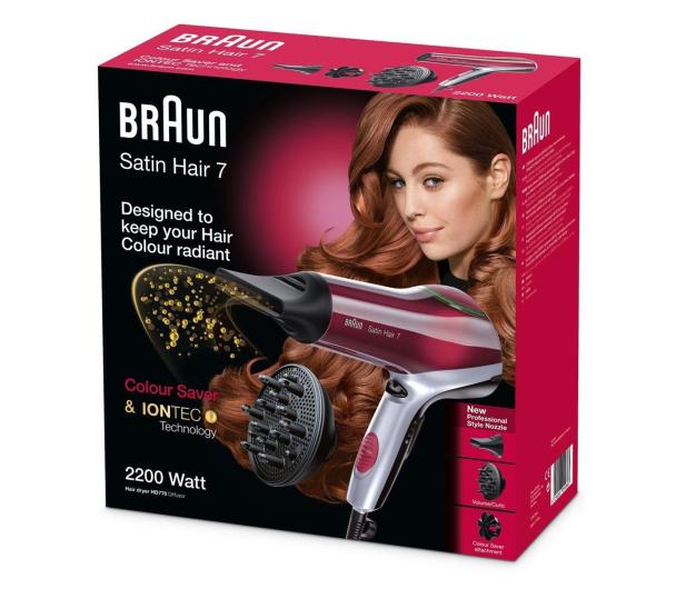 Braun Satin Hair HD770 - 155170 - zdjęcie 8