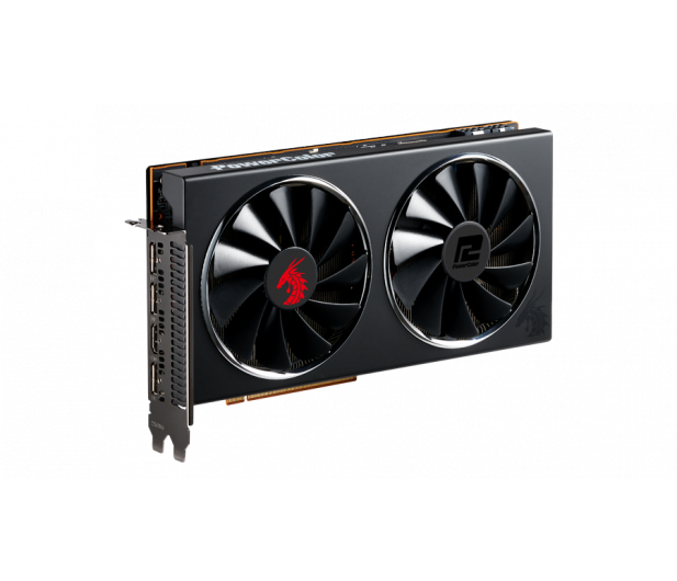 PowerColor Radeon RX 5700 Red Dragon 8GB GDDR6  - 515073 - zdjęcie 4