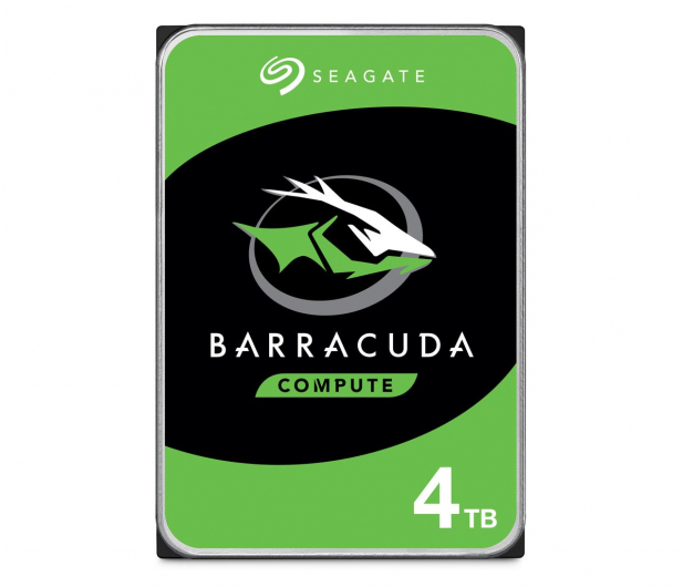 Seagate BarraCuda 4TB 5400obr. 256MB  - 399469 - zdjęcie
