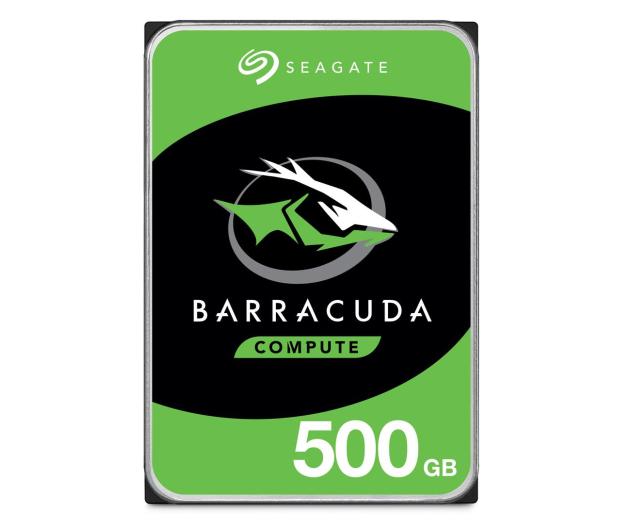 Seagate BARRACUDA 500GB 7200obr. 32MB  - 320809 - zdjęcie