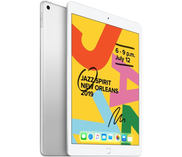 "Apple iPad 10,2"" 32GB Silver Wi-Fi - 515890 - zdjęcie 2"
