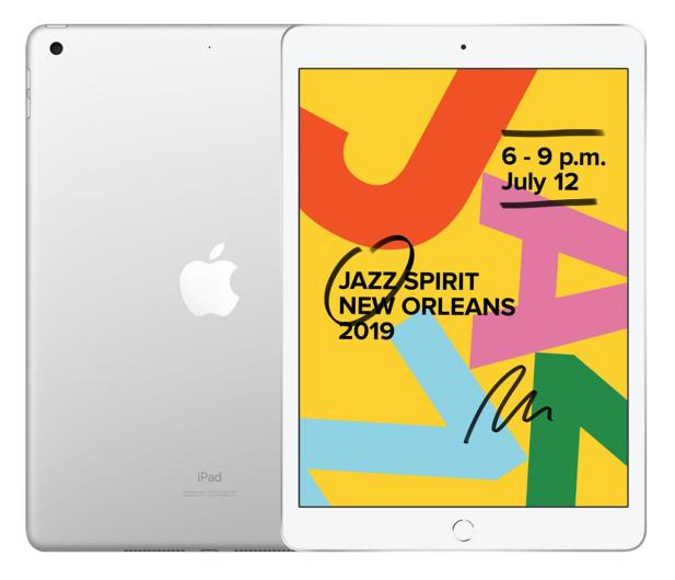 "Apple iPad 10,2"" 32GB Silver Wi-Fi - 515890 - zdjęcie"