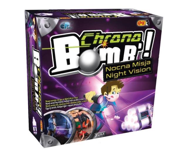 Epee Chrono Bomb Nocna Misja - 517036 - zdjęcie