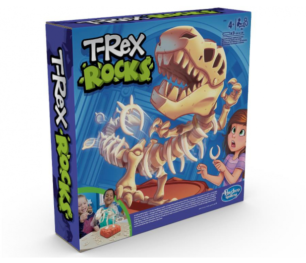 Hasbro T-REX Rocks - 516969 - zdjęcie