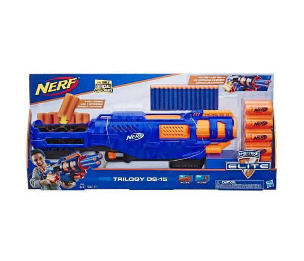 NERF Elite Trilogy DS 15 - 516679 - zdjęcie 2