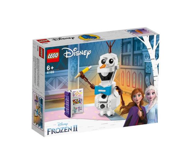 LEGO Disney Frozen 2 Olaf - 516865 - zdjęcie