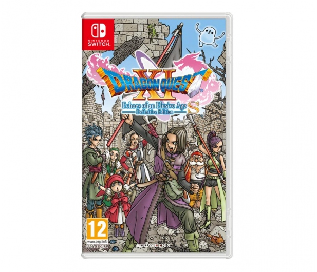 Nintendo Dragon Quest XI S: Echoes - Def. Edition  - 516731 - zdjęcie
