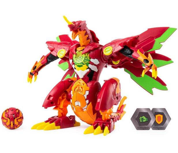 Spin Master Bakugan Smok Maximus - 517402 - zdjęcie