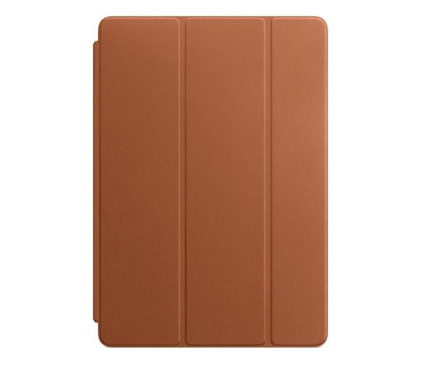Apple Leather Smart Cover do iPad 7gen / Air 3gen brąz - 516287 - zdjęcie 2