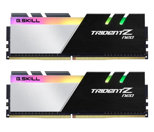 G.SKILL 16GB (2x8GB) 3600MHz CL16 TridentZ RGB Neo  - 516829 - zdjęcie