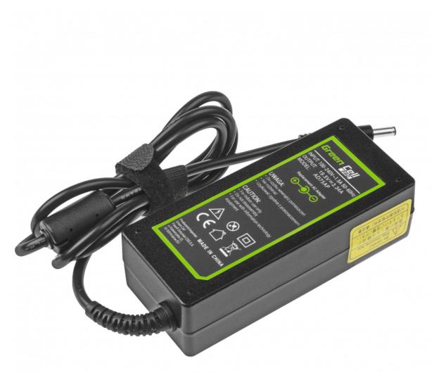 Green Cell Zasilacz do Dell 65W (3.34A, 4.5-3.0mm) - 516566 - zdjęcie