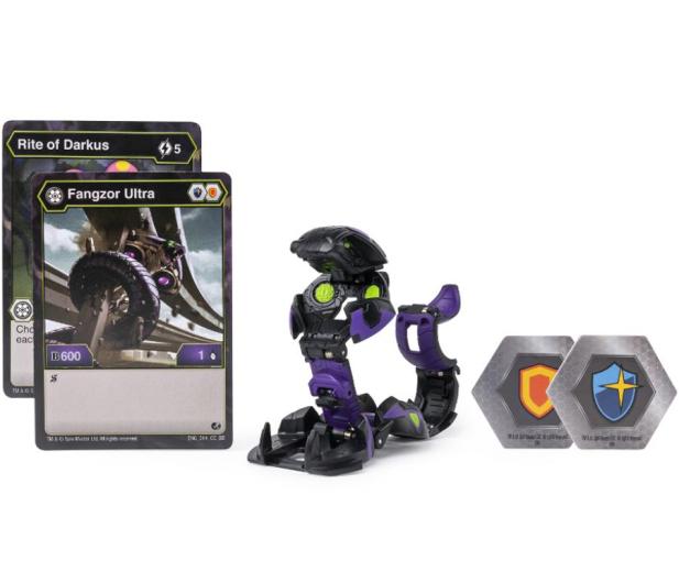 Spin Master Bakugan Kula Deluxe Darkus Fangzor - 517544 - zdjęcie 2