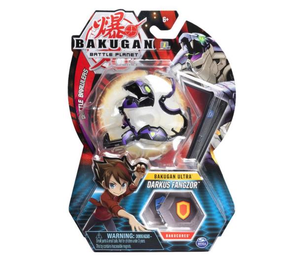 Spin Master Bakugan Kula Deluxe Darkus Fangzor - 517544 - zdjęcie