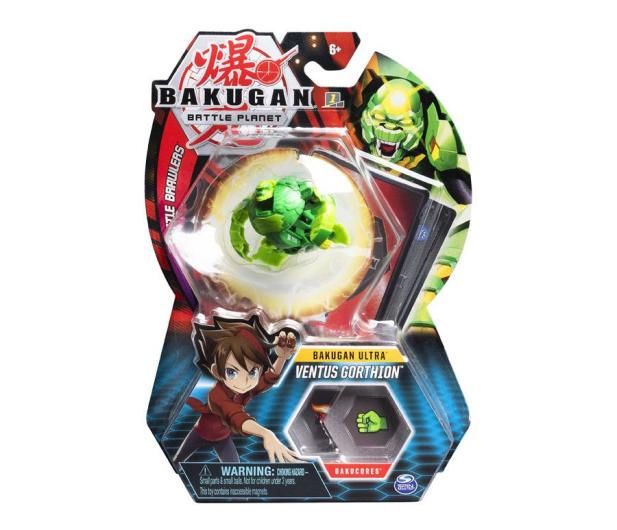 Spin Master Bakugan Kula Deluxe Ventus Gorthion - 517541 - zdjęcie