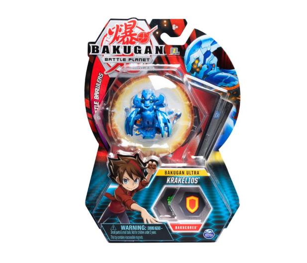 Spin Master Bakugan Kula Deluxe Krakelious - 517539 - zdjęcie