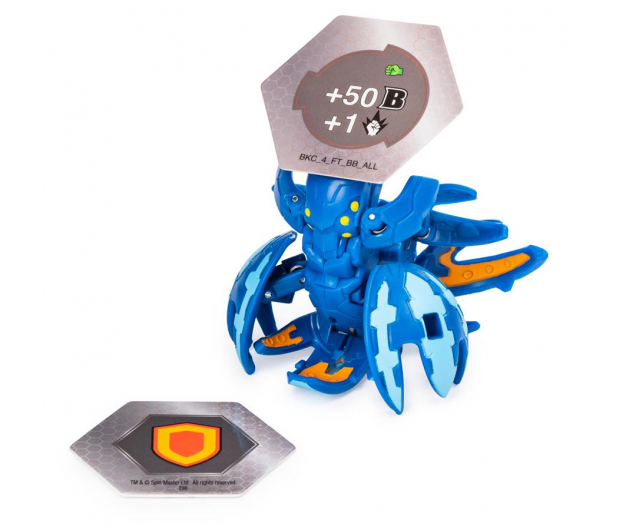 Spin Master Bakugan Kula Deluxe Krakelious - 517539 - zdjęcie 2