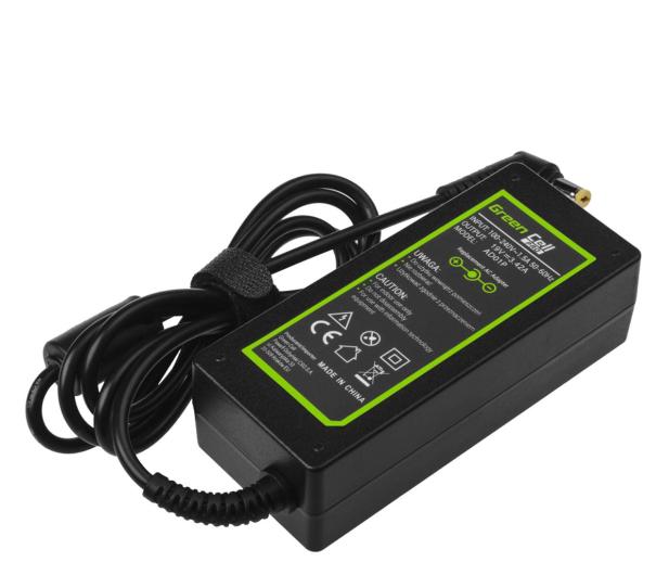 Green Cell Zasilacz do Acer Aspire 65W (3.42A, 5.5-1.7mm) - 516481 - zdjęcie