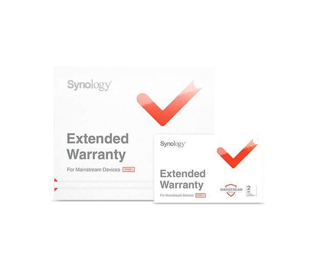 Synology Rozszerzenie Gwarancji EW201 - 517236 - zdjęcie