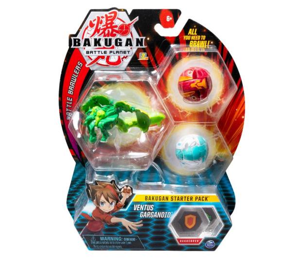 Spin Master Bakugan Zestaw Startowy - 517718 - zdjęcie 5