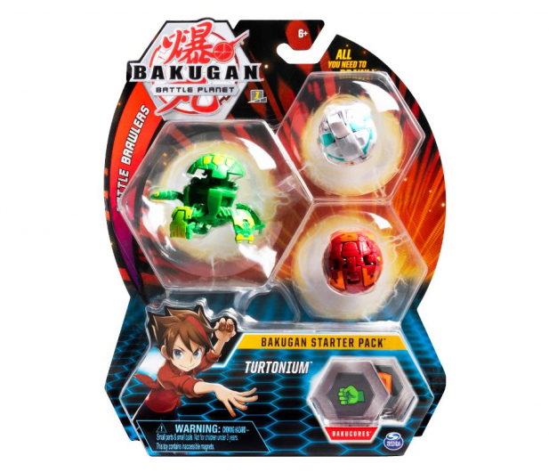 Spin Master Bakugan Zestaw Startowy - 517718 - zdjęcie 10