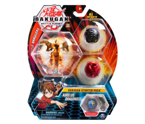 Spin Master Bakugan Zestaw Startowy - 517718 - zdjęcie 13